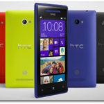 Windows phone HTC 8X