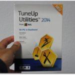 TuneUp Utilities 2014 Box